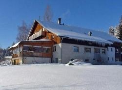 sneeuwwandelen Bregenzerwald Oostenrijk