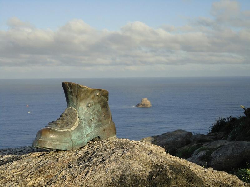 Camino Portugues met Loopend Vuurtje