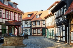 Harz_vakwerkhuizen