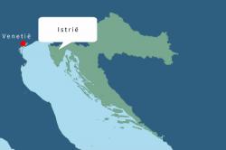 Kroatie Istrie