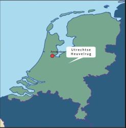 Nederland Utrechtse Heuvelrug