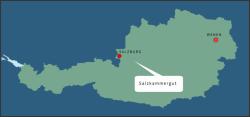 Oostenrijk Salzkammergut