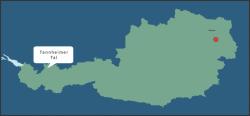 Oostenrijk Tannheimer Tal