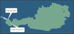 Oostenrijk Vorarlberg