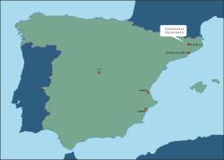Spanje Catalaanse Pyreneeen
