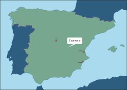 Spanje-Cuenca