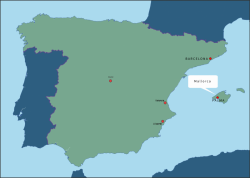 Spanje Mallorca