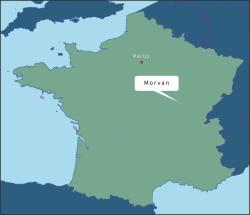 Frankrijk Morvan