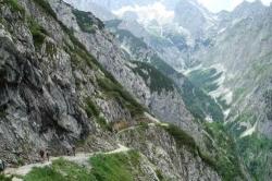 Oostenrijk, Lechtaler Alpen wandelen