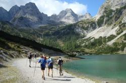 Oostenrijk Vorarlberg/Tirol wandelreis