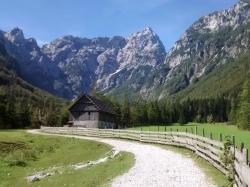 Slovenië, Steiner Alpen