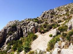 Spanje Sierra de Aitana kerstwandelreis