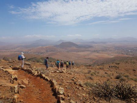 wandelen op Fuerteventura