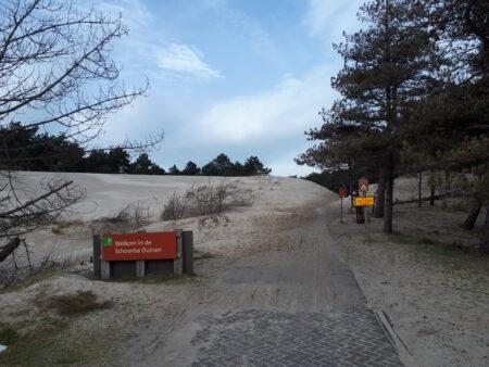 De Schoorlse Duinen, 5 dagen wandelen langs de Nederlandse kust