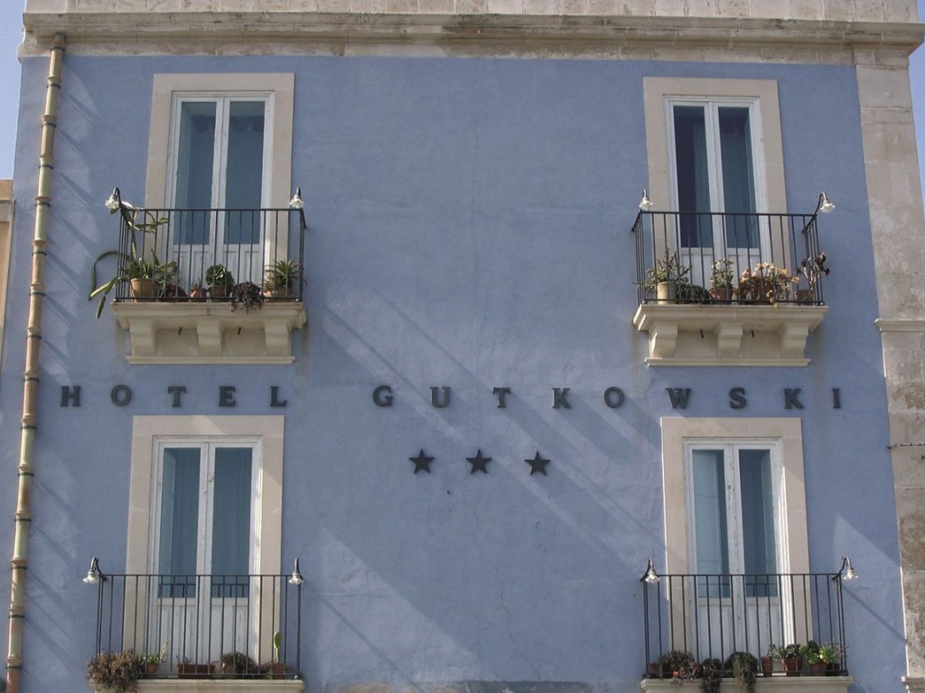 Wandelen op Sicilië - hotel Siracusa