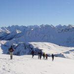 sneeuwwandelen - sneeuwschoenwandelen