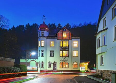 Hotel Weidenhof Plettenberg - wandelen in het Sauerland