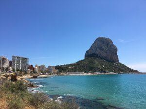 Overwinteren Costa Blanca, Spanje
