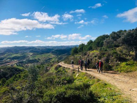 Algarve natuur wandelreis