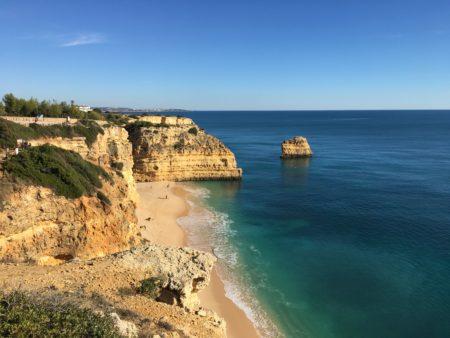 Overwinteren Algarve Portugal