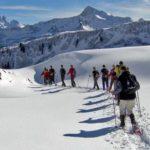Sneeuwschoenwandelen - Oostenrijk Bregenzerwald sneeuwwandelen