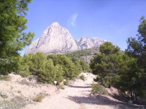 Costa Blanca six summits