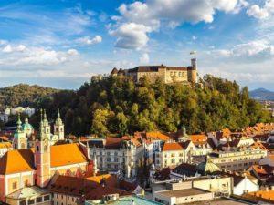 wandelen in Slovenië en Oostenrijk
