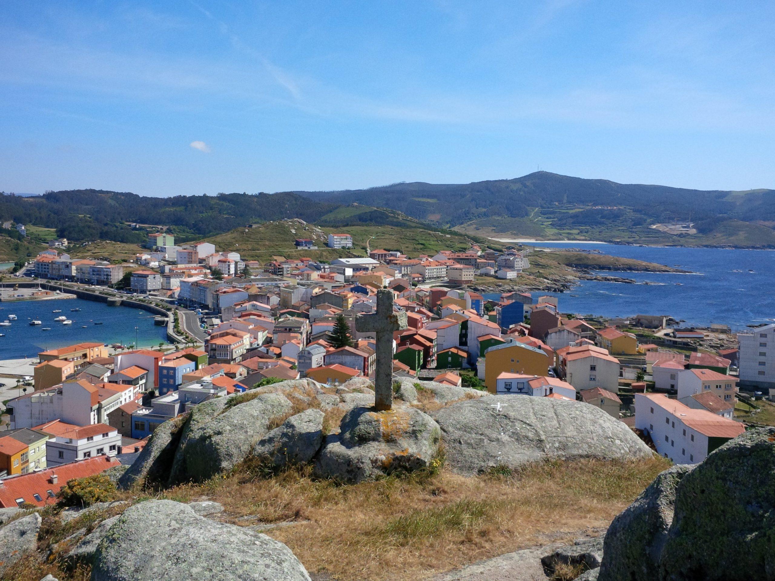 Camino Finisterre Muxia Wandelen Naar Het Einde Van De Wereld 9 Dg
