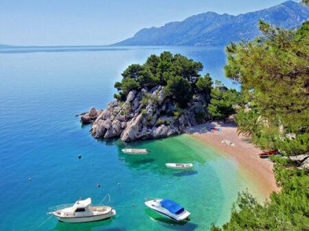 Wandelen in Dalmatië vanuit Vodice, Kroatië