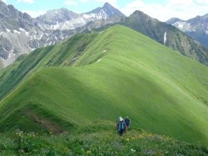 Wandelvakantie Oostenrijk - wandelen in de Lechtaler-Alpen