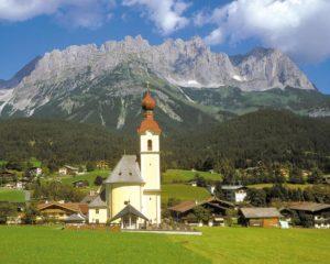 Wandelen Wilder Kaiser Tirol Oostenrijk met Loopend Vuurtje