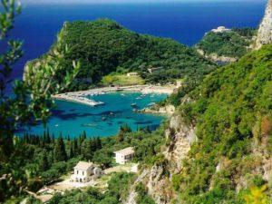 Wandelen op Corfu - Paleokastritsa