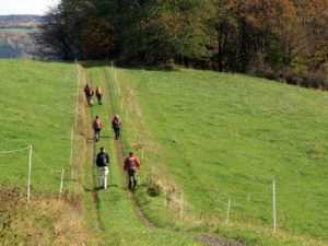 Duitsland, Westerwald Pinksteren