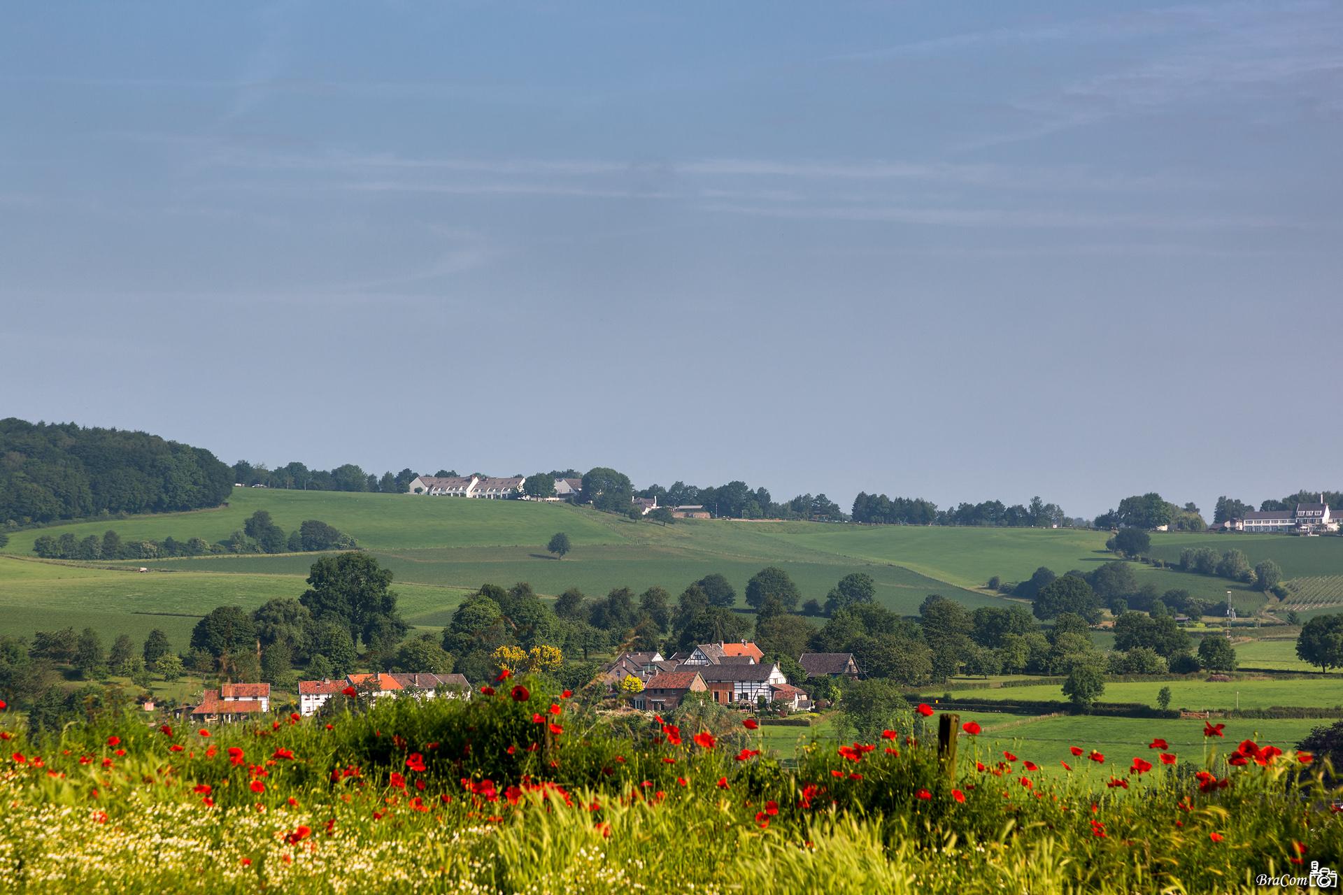 Nederland, Zuid Limburg   Loopend Vuurtje Wandelreizen